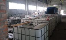2,5 тисячі літрів алкоголю знайшли у підпільному цеху, який діяв на Житомирщині