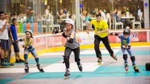 Житомиряни просять міськраду побудувати ролердром для тренувань та змагання з роликових видів спорту