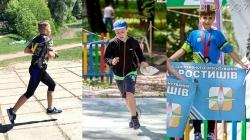 Спортсмени з Житомирщини вибороли 15 медалей на чемпіонаті України зі спортивного орієнтування