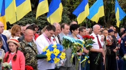 Гундич і Сухомлин проігнорували ветеранів у День перемоги