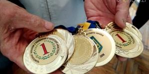85-річний житомирянин встановив 3 рекорди на Чемпіонаті України з плавання