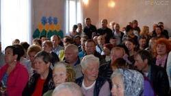Приміські села не хочуть об'єднуватися з Житомиром через дороги та каналізацію