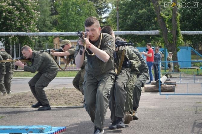 """У Житомирі стартували патріотичні ігри """"Сокіл-Джура"""""""