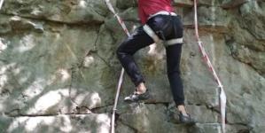 На Житомирщині відбувся чемпіонат студентів України зі скелелазіння