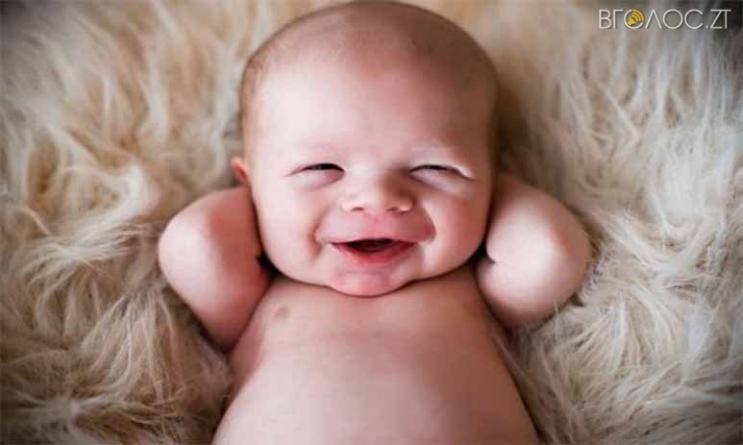 Понад 500 немовлят народилися у Житомирі за три місяці. Хлопчиків більше