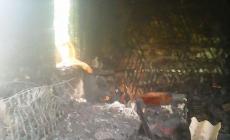 В Олевському районі під час пожежі у житловому будинку загинула жінка