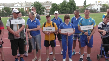 Житомирянин виборов «золото» та «срібло» на Кубку України з легкоатлетичних метань серед паралімпійців