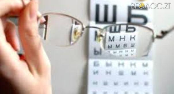 У школах області знайшли порушення, які призводять до хвороб зору серед школярів