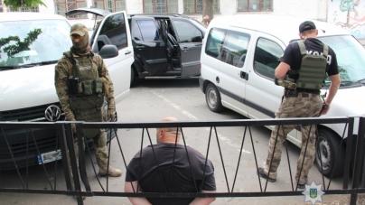 У Житомирі в «Mercedes-Benz» бердичівлянина знайшли бойову гранату