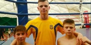 Три золоті нагороди привезли житомирські школярі з чемпіонату України з кікбоксингу