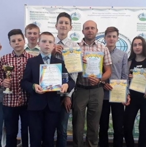 Юні житомирські дослідники перемогли на всеукраїнських конкурсах