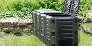 У 9 школах області встановлять компостери для переробки відходів з їдалень