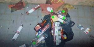 9 травня на вулиці Перемоги чоловіки грабували магазин: вкрали алкоголь та «закуску»