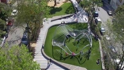 Головний архітектор Житомира розповів, як виглядатиме сквер на Лятошинського