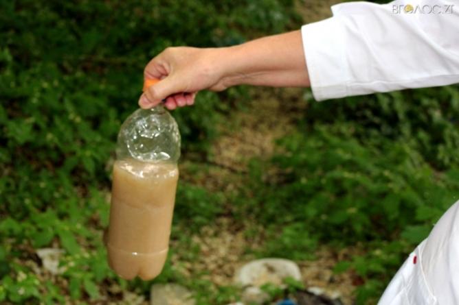 Держекоінспекція підтвердила факт забруднення Тетерева водоканалом