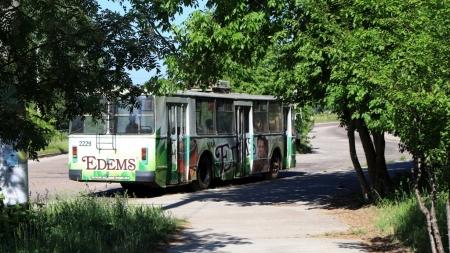 Реклама на трамваях та тролейбусах за два роки принесла ЖТТУ понад 1,3 млн грн