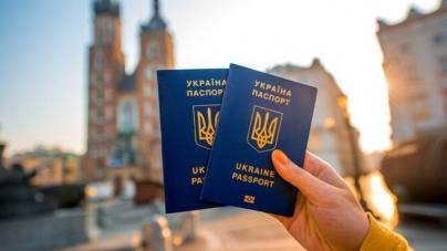 Кожен десятий житель Житомирщини оформив закордонний паспорт