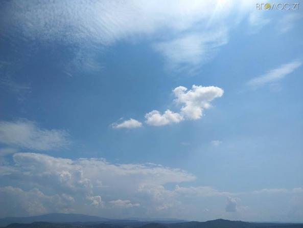 Потепління: на Житомирщині очікується +9