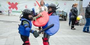 Як на Михайлівській святкували День молоді (ФОТО)