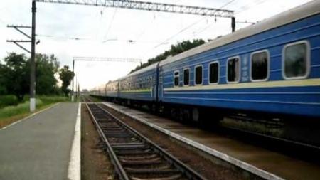 22-річна дівчина загинула під колесами потяга у Новограді-Волинському