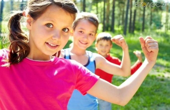 У Житомирській області працює 10 дитячих оздоровчих закладів