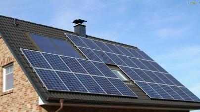 75 сонячних електростанцій вже встановили жителі області у своїх будинках