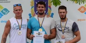 Житомирський спортсмен став найшвидшим веслувальником України