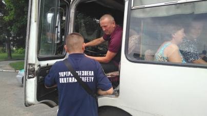 «Нелегальні» пасажирські перевезення та автобуси у незадовільному технічному стані виявили на Житомирщині
