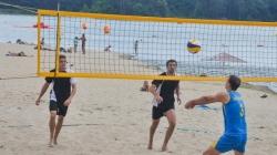 У Житомирі вперше відбувся Чемпіонат області з пляжного волейболу серед чоловіків (ФОТО)