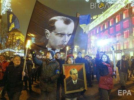 Депутати облради оголосили рік Бандери і рекомендують місту встановити йому пам'ятник