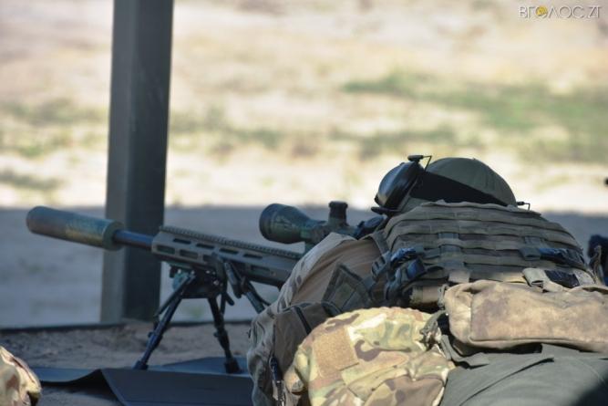 Змагання: серед десантників області визначать найкращу снайперську пару