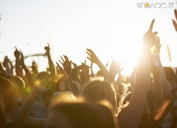 У Новограді на фестивалі «Zvyahel'MusicFest» збиратимуть гроші на АТО