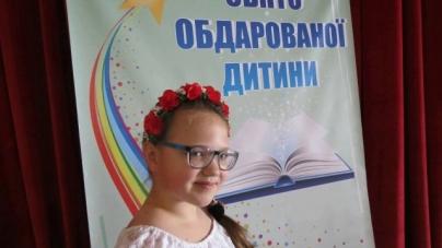 Житомирська школярка отримуватиме президентську стипендію
