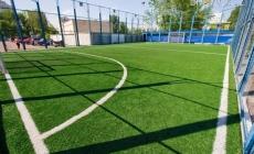 У Левкові збудують міні-футбольне поле зі штучним покриттям