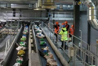 Сміттєпереробний завод у Житомирі будуватиме фірма «людей Порошенка»