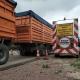 Понад 1000 євро штрафу отримав власник перевантаженої фури на Житомирщині