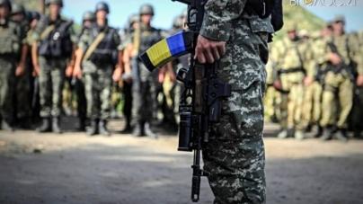 660 жителів області цьогоріч пішли служити за контрактом в армію