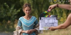 У Житомирі стартували зйомки нового серіалу