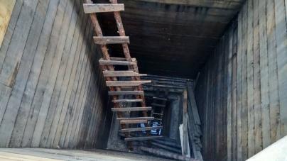 У мережі показали фото тисячолітнього колодязя, що знаходиться в Олевську