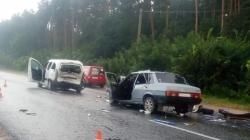 На Житомирщині під час ДТП загинули два військовослужбовці