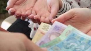 На користь дітей «стягнули» майже 121 мільйон гривень аліментів з їх батьків
