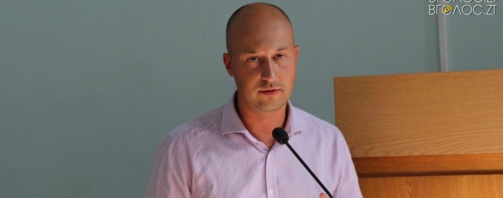 Директор Житомирводоканалу відмовився пити воду з крана