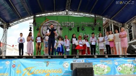 Талановиті діти Житомирщини взяли участь у Мистецькому марафоні (ФОТО)
