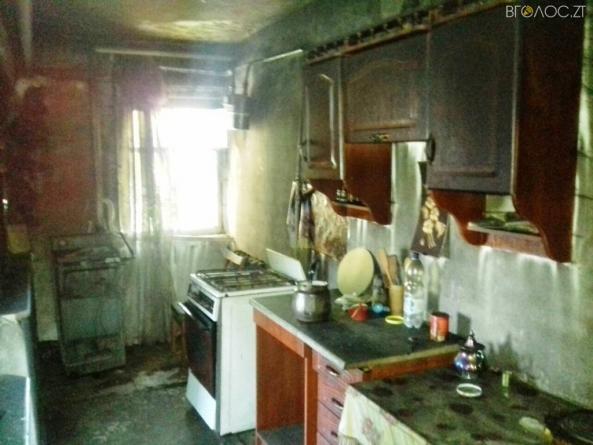 У Попільні під час пожежі у житловому будинку виявили тіла двох загиблих