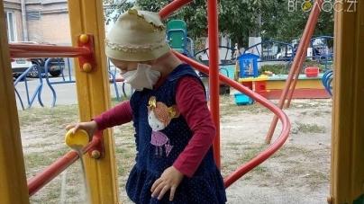 2-річній житомирянці терміново необхідна допомога