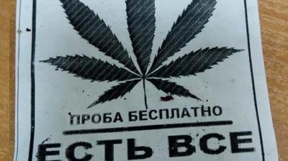 Біля шкіл Житомира «висять» оголошення про продаж наркотиків, – депутат