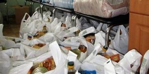 На Житомирщині пенсіонерам вручать продуктові набори