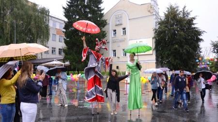 Як житомиряни святкували День міста на Михайлівській