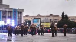 «Ми єдині!»: у Житомирі відбувся фестиваль військових духових оркестрів (ФОТО)