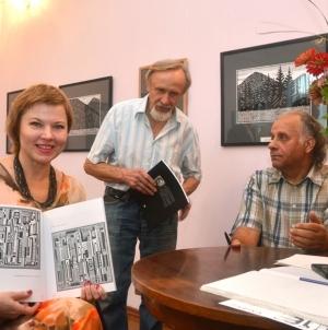 У Житомирі відкрилася виставка відомого художника Миколи Опанащука  (ФОТО)